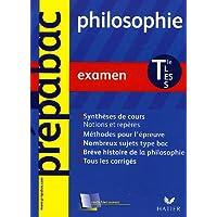 Philosophie Tle L, ES, S : Examen