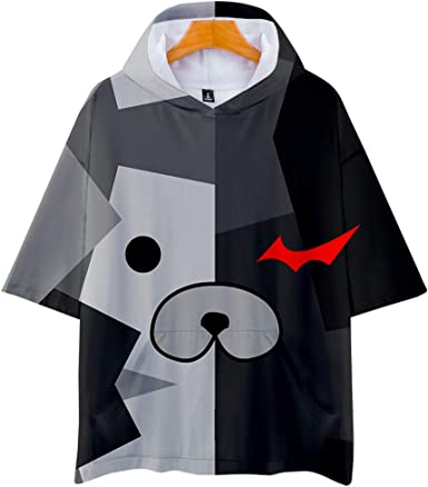 LinQiuYu1970 Camisa de Anime Danganronpa con Capucha ...