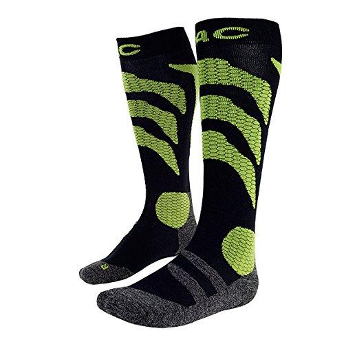 PAC Functional Socks Ski Race Pro Women Socken - Lime