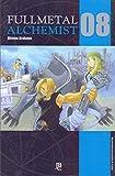 capa de Fullmetal Alchemist - Volume 8
