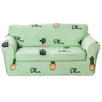 Amazon.com: PANDA SUPERSTORE Sofa Slipcovers Protector Couch ...