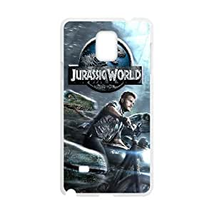 Lovely Jurassic World Phone Case For Samsung Galaxy Note 4 N56678