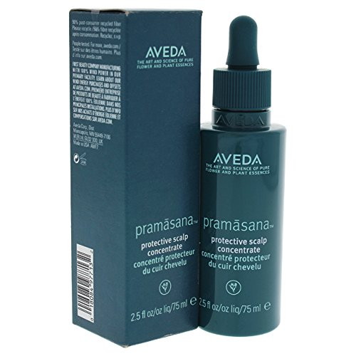 Treatment Scalp Protectives (Aveda Pramasana Protective Scalp Concentrate for Unisex Treatment, 2.5 Ounce)