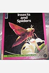 Insects and Spiders (Encyclopedia of the Animal World) by Losito, Linda, O'Toole, Christopher, Xerrod, Robin, Stidwort (1990) Hardcover Hardcover