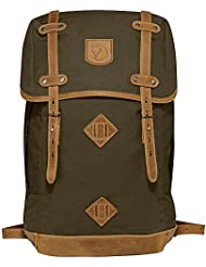 Fjallraven Rucksack No.21 Large Backpack - Dark Olive