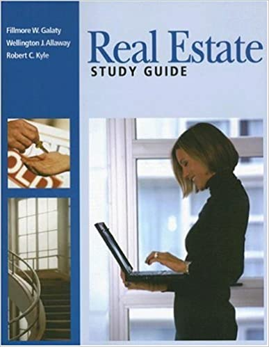 Download online The Real Estate Study Guide PDF, azw (Kindle)