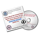 Kyпить US Citizenship test audio study guide with all 100 USCIS official questions and answers. Covers Naturalization exam and the American civics test на Amazon.com