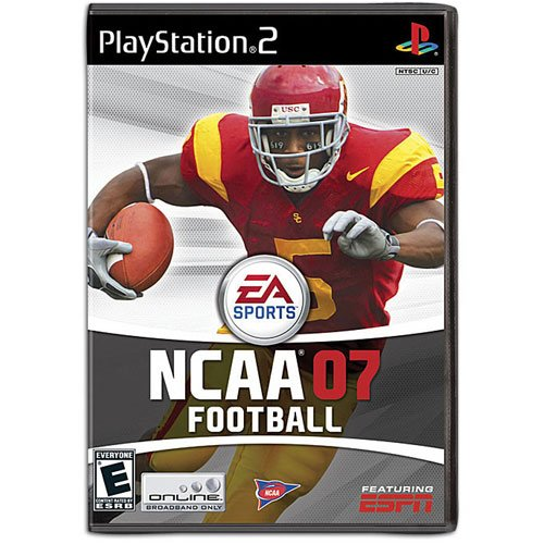 Electronic Arts NCAA Football 07 ( Playstation 2 )