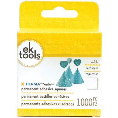 (EK Success Tools Herma Vario Refill Permanent Adhesive Squares)