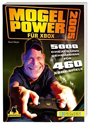 Mogel Power für XBox 2005: 5.000 Cheats zu über 460 XBox-Spielen