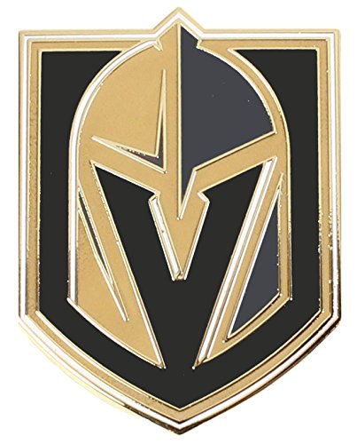 Amazon.com   aminco NHL Vegas Golden Knights Logo Pin   Sports ... 9acffb289