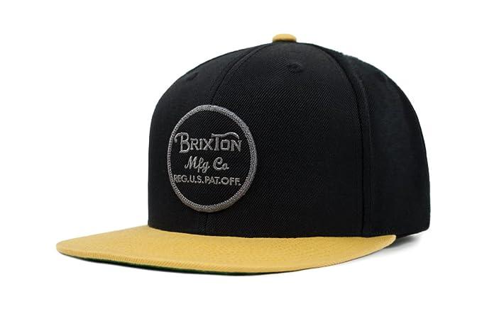 9bd21562af1 best dope hat 50 off clearance exclusive baseball hats caps us 8c917 b1e63   italy amazon brixton mens wheeler medium profile adjustable snapback hat  black ...