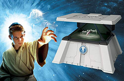 Star Wars Science Force Trainer II Brain-Sensing Hologram Electronic Game (works with select iPad and Android Tablets) by Uncle Milton (Image #1)