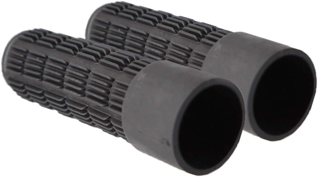 AK-6702621 Rubber Grips Set for Bobcat Skid Steer Loader T110 T140 T180 T190 T200 T250 T300 T320 T550 T590 T630 A220 A300 751 753 763 773 863 864 S100 S130 S150 S160 S175 S185 S205 S220 S250