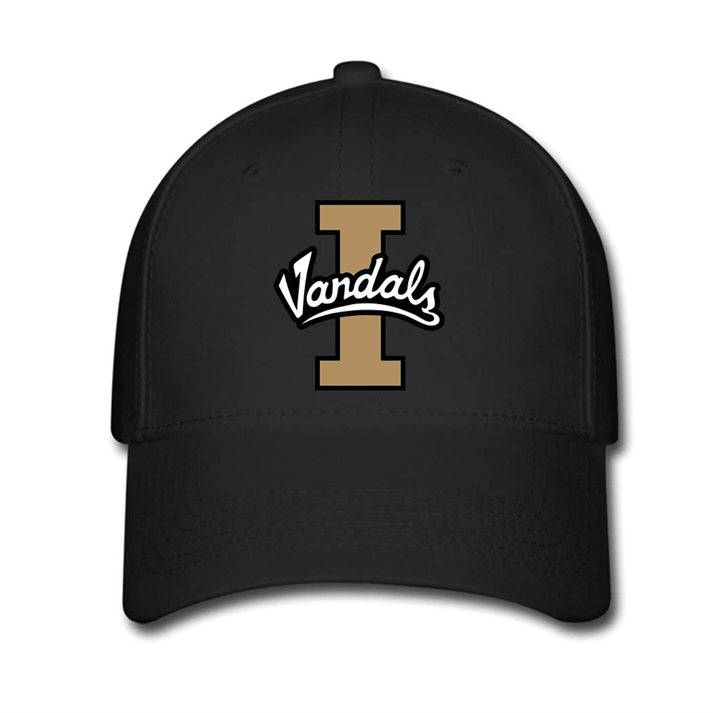 Adjustable NCAA University of Idaho Vandals Baseball Cap Running Cap