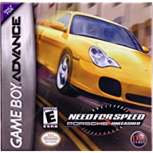 Need For Speed Porsche Unleashed - Game Boy Advance