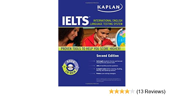 Kaplan Ielts Book