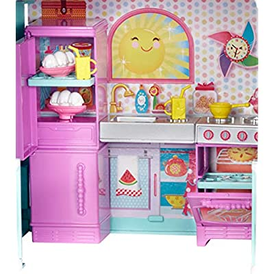 Barbie Club Chelsea Clubhouse: Toys & Games