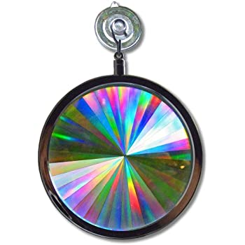 Rainbow Symphony Rainbow Axicon Window SunCatcher