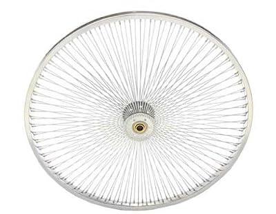 "26"" 144 Spoke Hollow-Hub Wheel 14G Chrome. tricycle wheel, trike wheel, Lowrider trike wheel, lowrider tricycle wheel, chopper, beach cuiser, stretch bike, bike part, bicycle part"