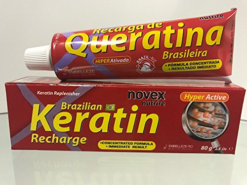Brazilian Hair Treatment Keratin Recharge 80g