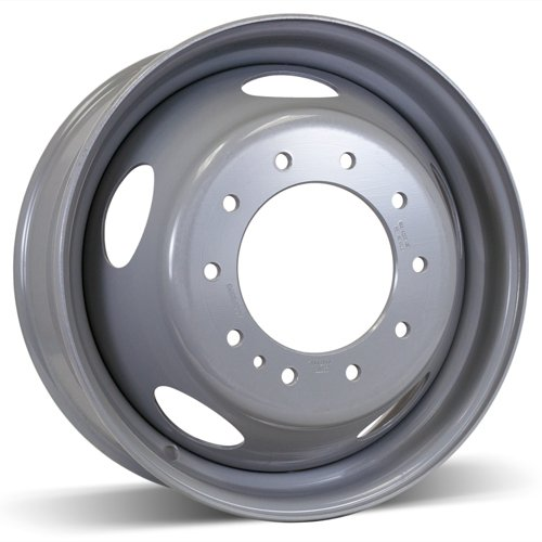 19.5 10 Lug Ford F450 F550 Dual Dually Steel Wheel Rim