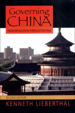Governing China: From Revolution Through Reform, 2nd Edition
