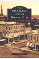 McDonough County Historic Sites  (IL)  (Images of America) Paperback