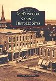 McDonough County Historic Sites, John E. Hallwas, 0738520446
