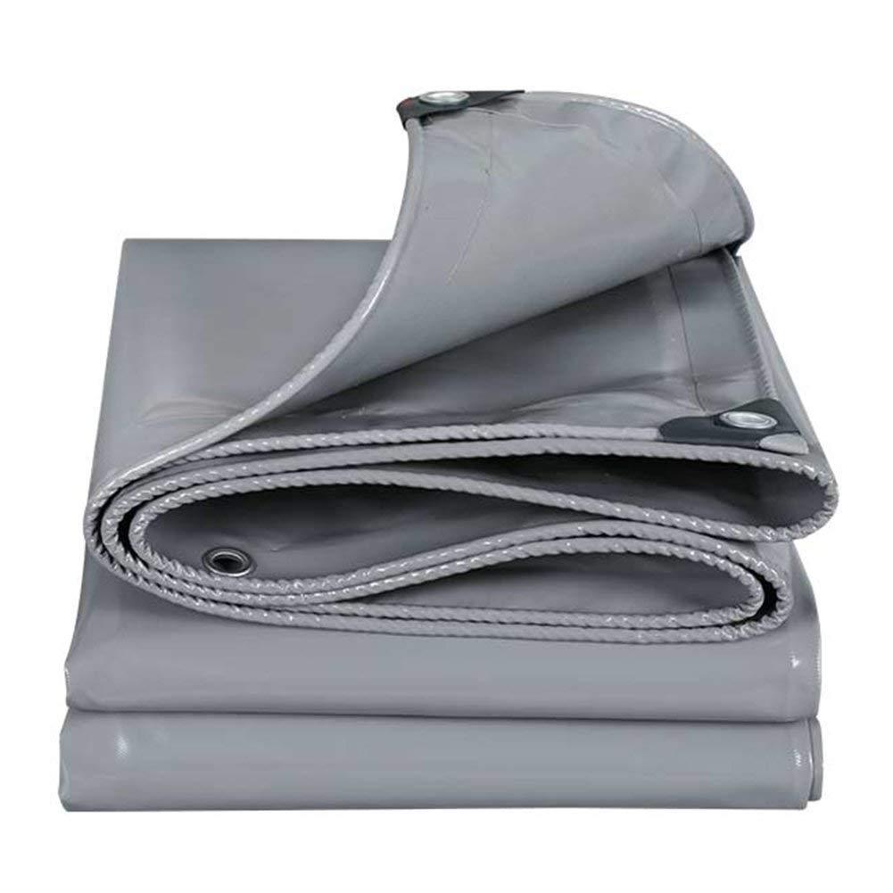 WCS Padded Outdoor Wearable, Rainproof Waterproof Sunscreen Antifreeze Wearable, Outdoor LKW, Boot, Camping, Dach oder Pool Sun Plane (0.5mm580g   M2) In Einer Vielzahl von Größen erhältlich Grau Zelt-Kleint ea34c7