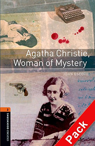 Oxford Bookworms Library: Oxford Bookworms 2. Woman of mystery CD Pack: 700 Headwords