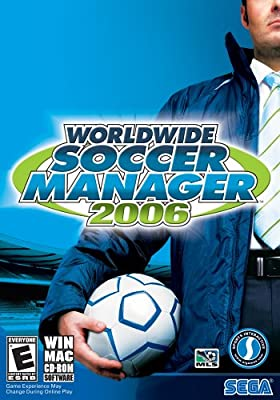 Worldwide Soccer Manager 2006 - PC