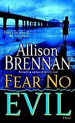 Fear No Evil (No Evil Trilogy Book 3)
