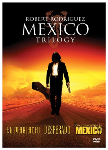Robert Rodriguez Mexico Trilogy (El Mariachi / Desperado / Once Upon A Time In Mexico) (A Once Boxed Upon Set Time)