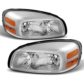 TYC Uplander Terraza Relay Headlight Headlamp Front Head Light Left Driver Side