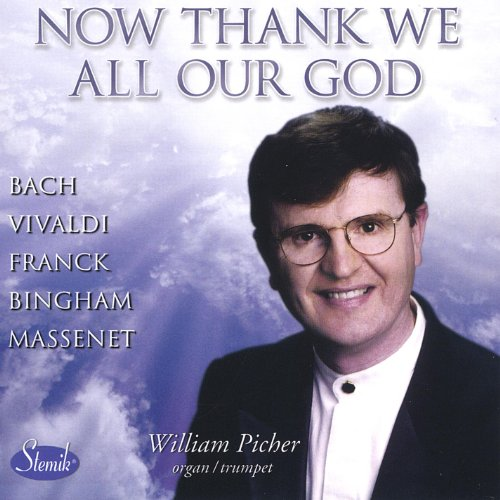 Now Thank We All Our God (J.S. Bach, Arr. Virgil Fox) (Now Thank We All Our God Virgil Fox)