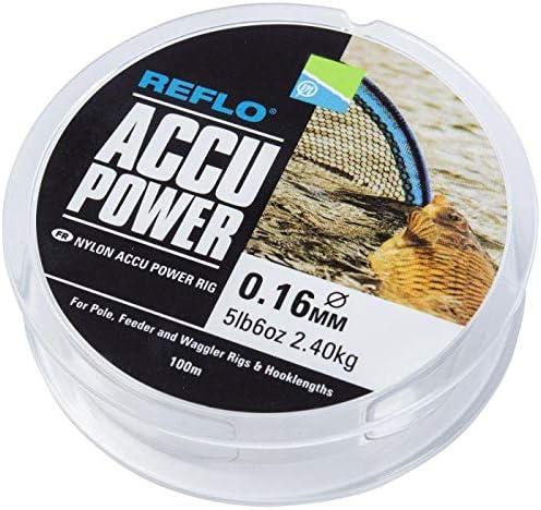 Preston Innovations Accu Power Rig Line 100m Spule