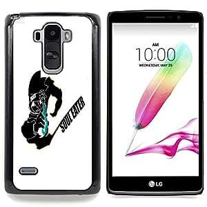 Soul Eater Caja protectora de pl??stico duro Dise?¡Àado King Case For LG G Stylo / LG LS770 / LG G4 Stylus