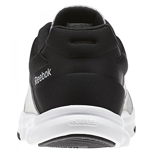 Reebok Your Flex Train 10mt Skull Grey/Black/whit