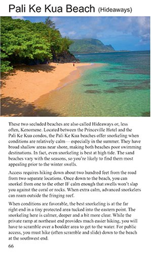 Snorkel Kauai: Guide to the Beaches and Snorkeling of Hawai'i, 2nd Edition
