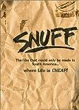Snuff [DVD] [1976] [Region 1] [US Import] [NTSC]