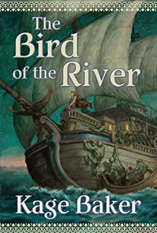 book cover of The Bird of the River