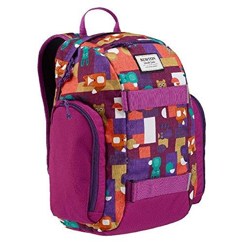 c6a102b7a0f4 Galleon - Burton Boy s Metalhead Backpack (Little Kid Big Kid) Paper  Animals Print Backpack