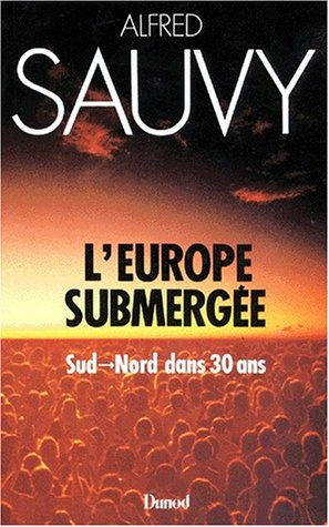 L'EUROPE SUBMERGEE. Sud-nord dans 30 ans
