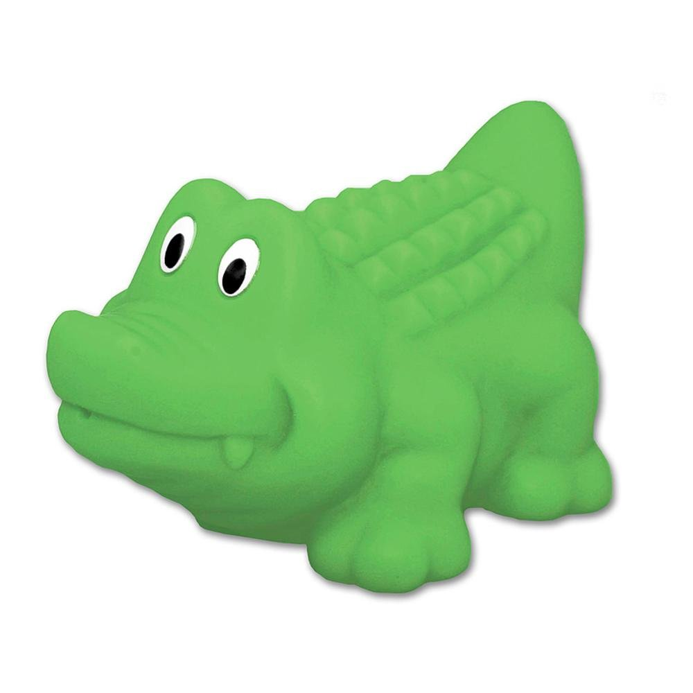 Puzzled Bath Buddy Alligator Water Squirter Getting Fit 2704