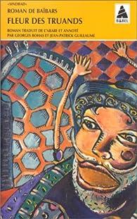 Roman de Baïbars, tome 2 : Fleur des Truands par Jean-Patrick Guillaume