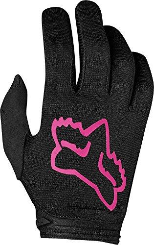 Fox Racing 2019 Girl's Dirtpaw Gloves - Mata (SMALL) (BLACK/PINK)