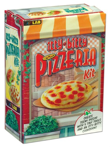 Al Itty Bitty Pizzeria Kit ebook