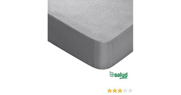 + Salud - Mash funda cochón tencel, talla 135*200: Amazon.es: Hogar