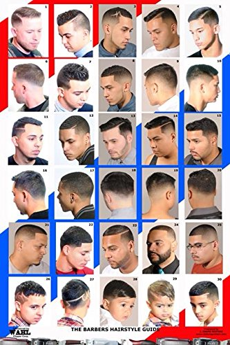 barber posters in combo-salon